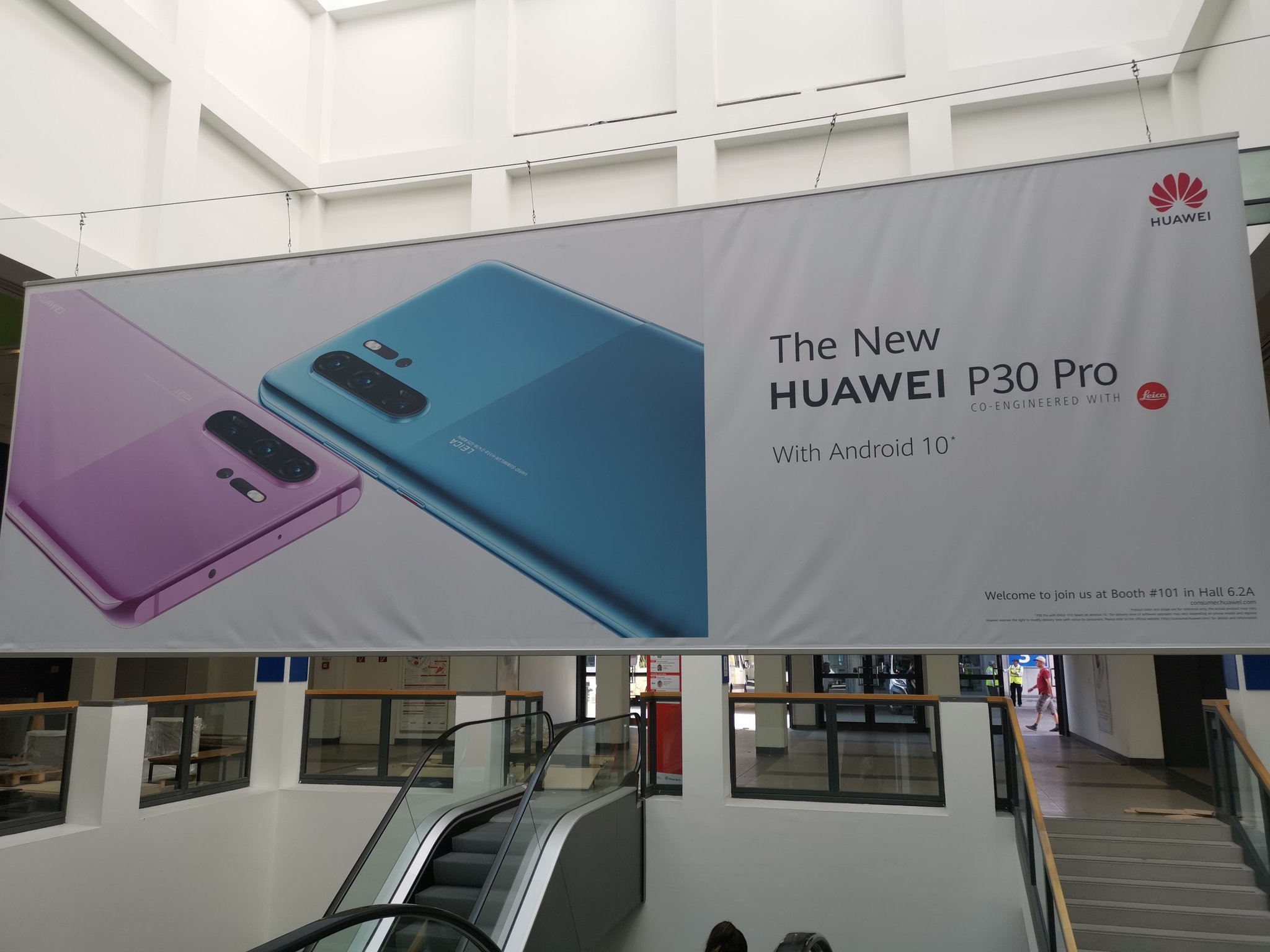 huawei p30 pro android 10 teaser banner