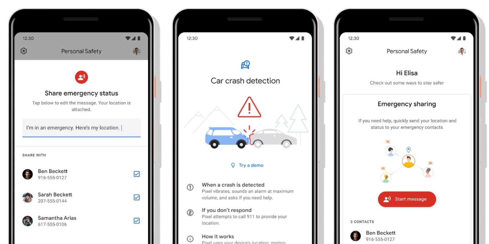 google app 911-ის სურათის შედეგი
