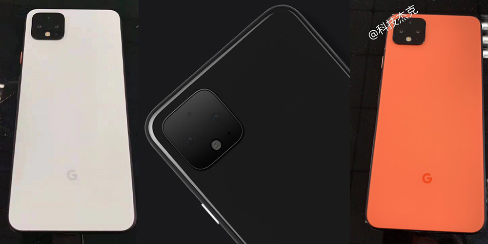 Irish retailer leaks Pixel 4 & 4 XL colors and unreliable prices, Nest Mini
