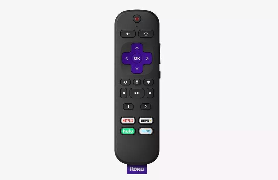 roku customizable remote