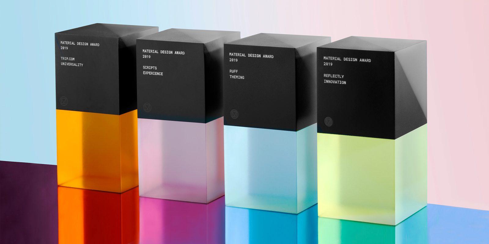 Google announces 2019 Material Design Award winners