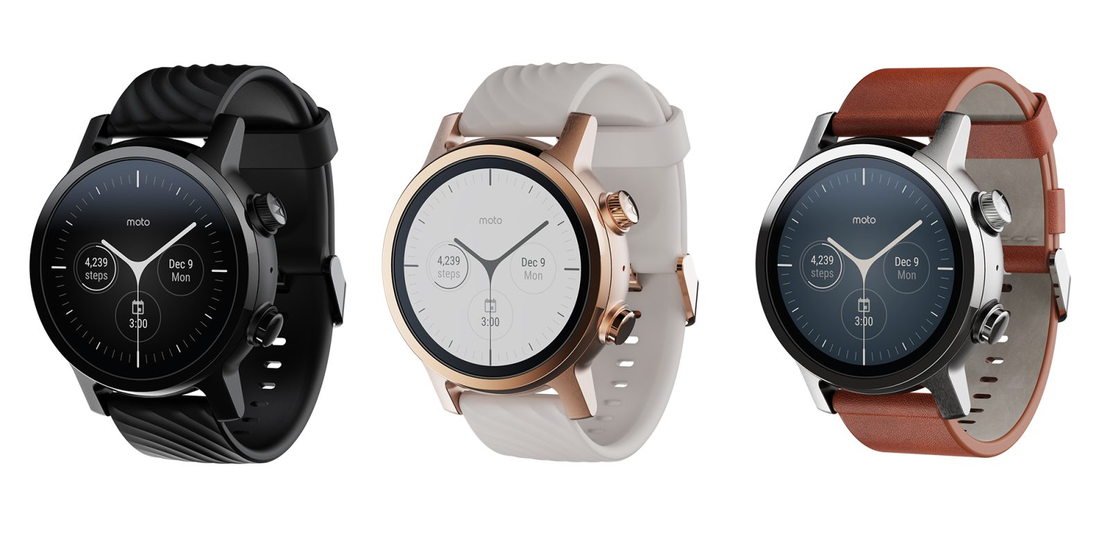 [Update: US pre-orders open] The Moto 360 is being re-released for 2019 w/ new internals, familiar design