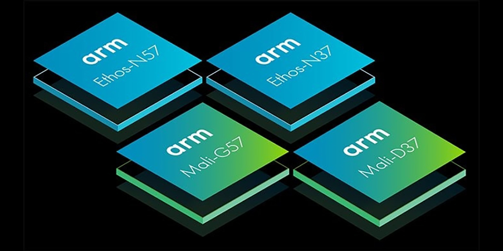 ARM unveils four brand new mid-range chips aimed at affordable smartphones