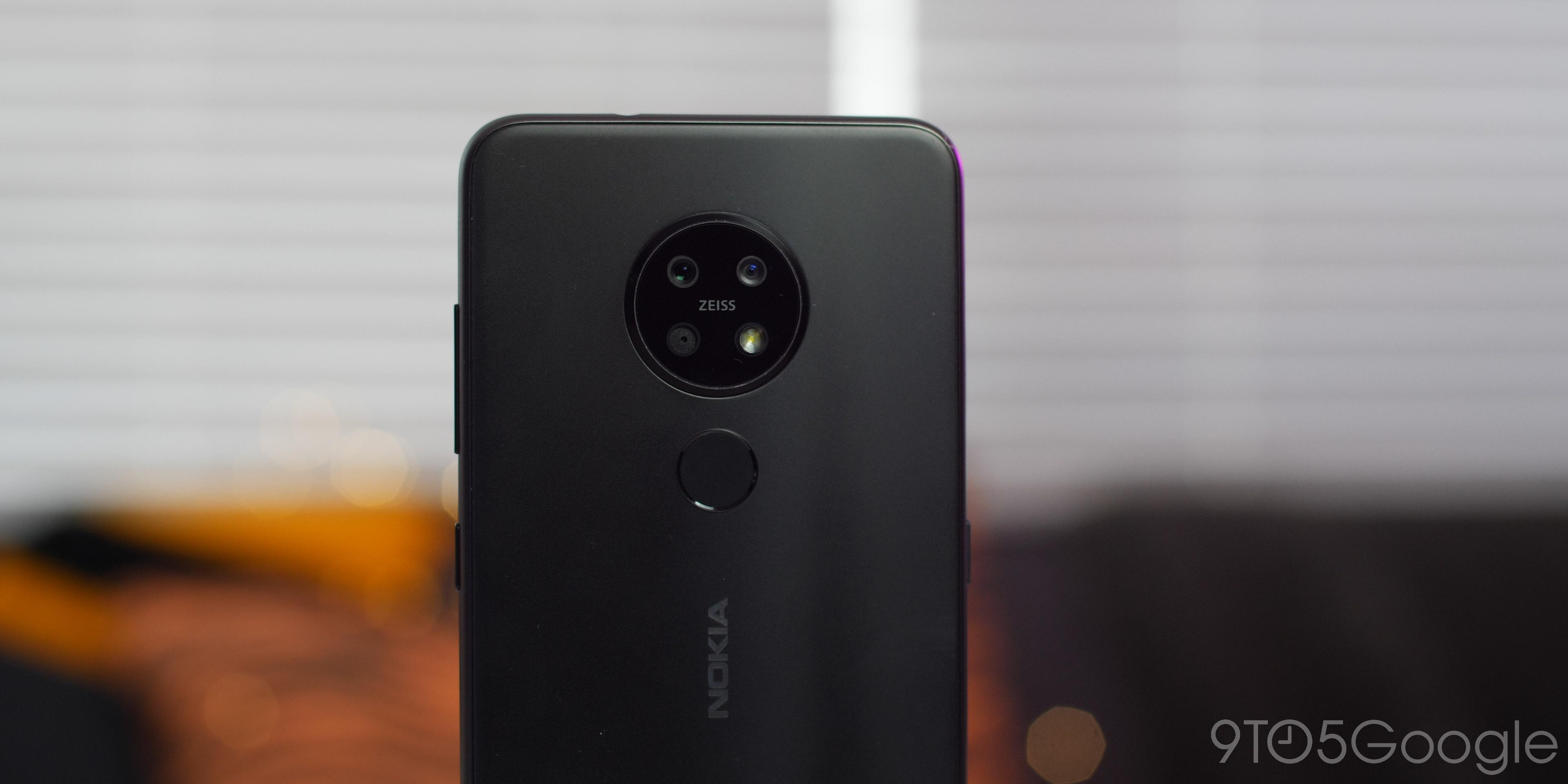 Nokia 7.2 camera review