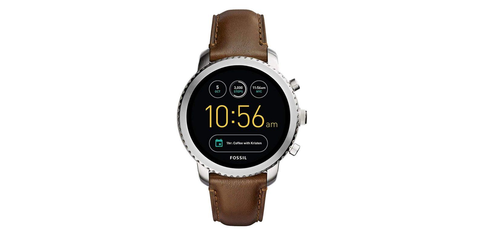 Friday deals: Fossil Explorist $159, Motorola Moto G6 hits new low, more