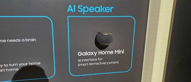 Samsung Galaxy Home Mini