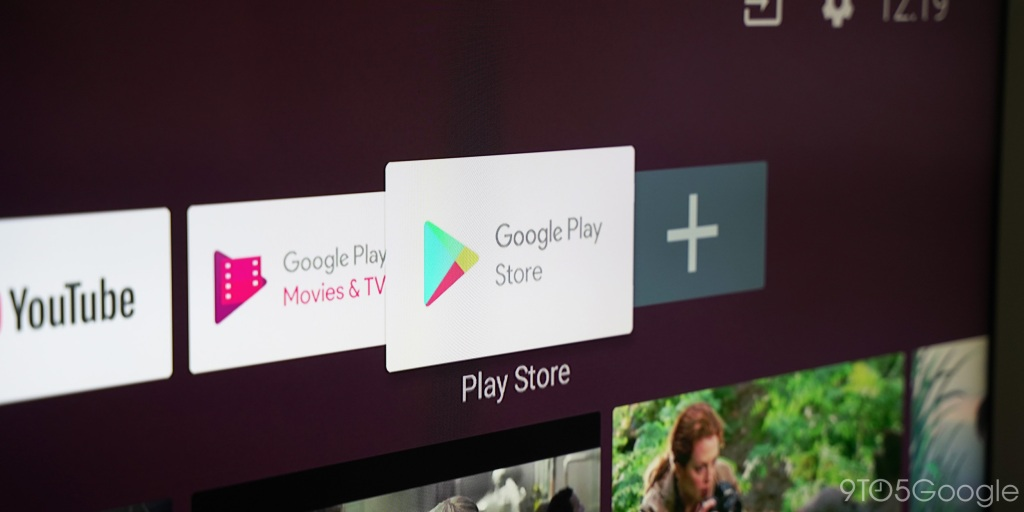 Play Store redesign begins rolling out on Android TV [Gallery]