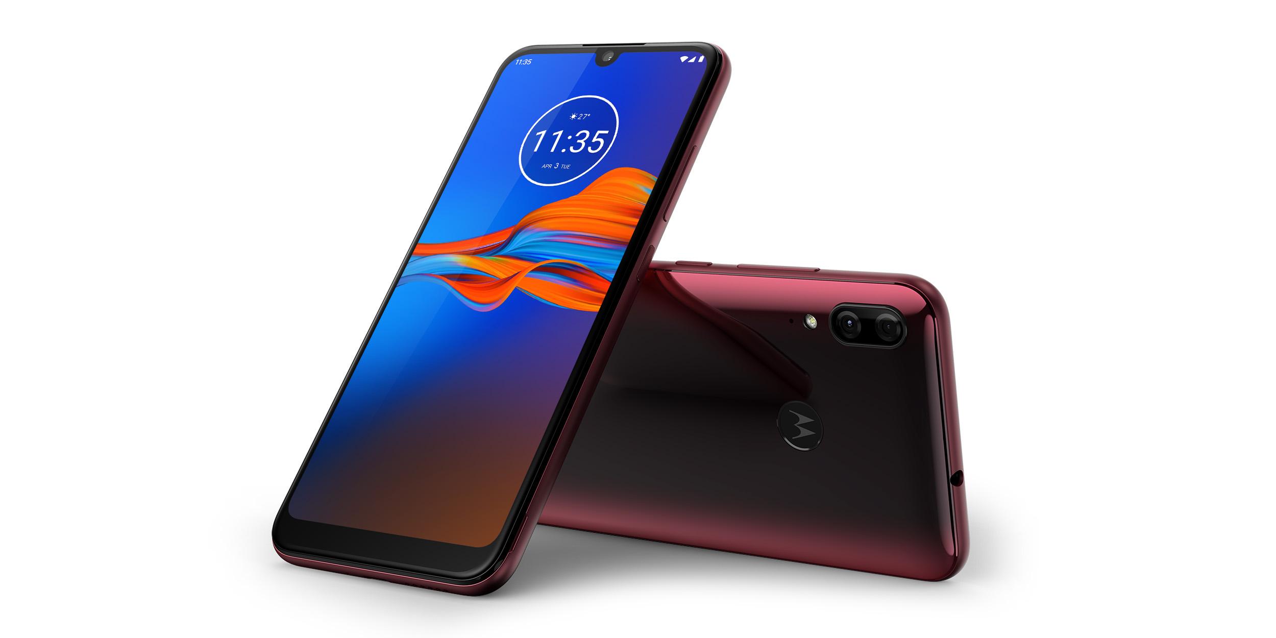 تشمل أحدث هواتف الميزانية من Motorola One Macro و Moto G8 Plus والمزيد 2