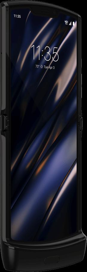 [Update: Displays] إليكم أول صورة رسمية لهاتف Razr القابل للطي من Motorola 4