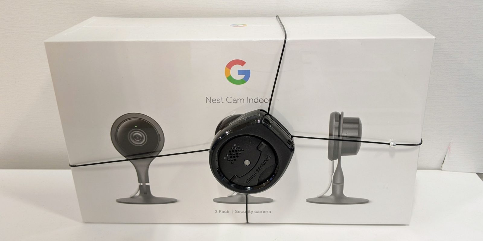 Existing Nest products get new Google Nest packaging
