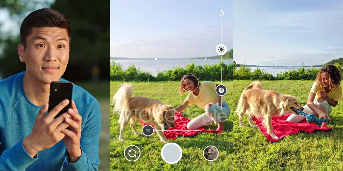 Dual Exposure trên Pixel 4 cho phép điều chỉnh ánh sáng ở từng mảng trên ảnh