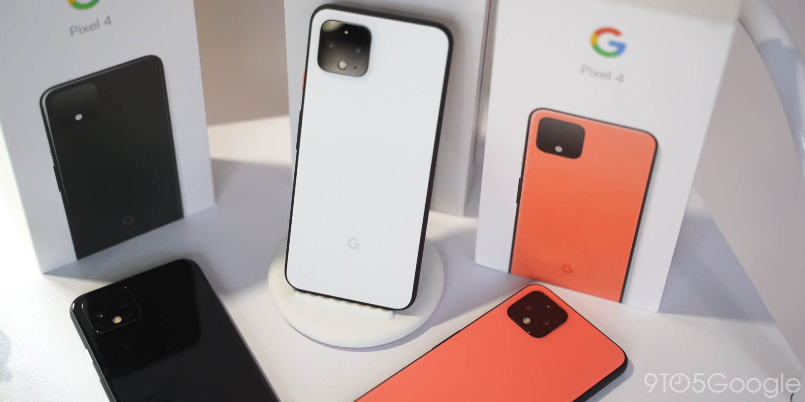 Pointing Google Lens at the Pixel 4 box uncovers an Easter Egg