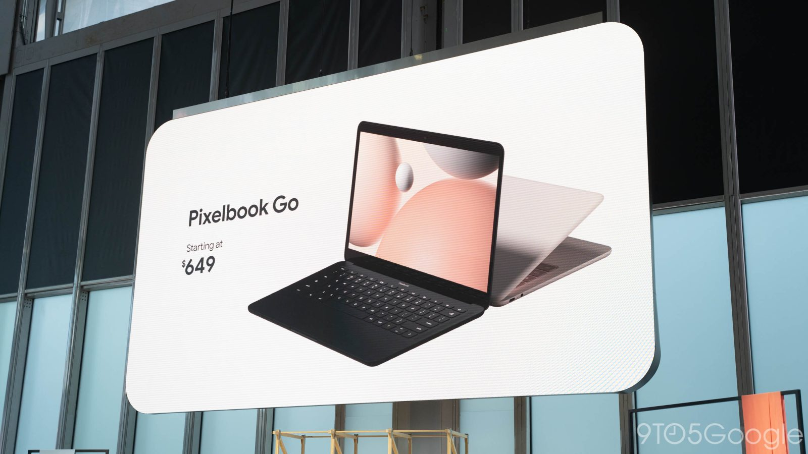Google announces the Pixelbook Go in Just Black and Not Pink, starting at $649