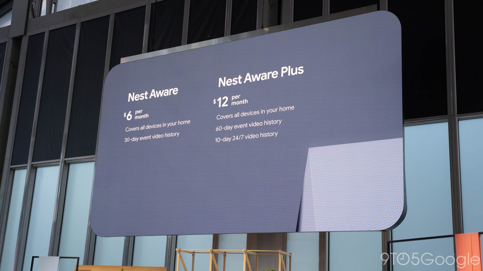 Nest Aware now uses a flat pricing structure, includes all your devices for $6