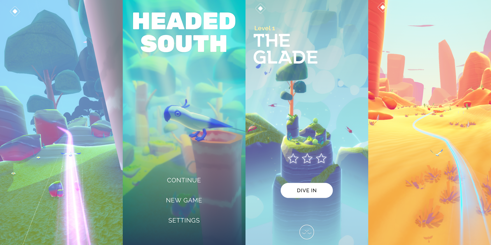 Monument Valley's ustwo creates Motion Sense game 'Headed South' for Google Pixel 4