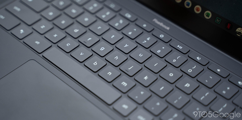 pixelbook go keyboard