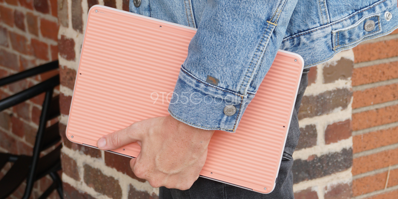 coral pixelbook go