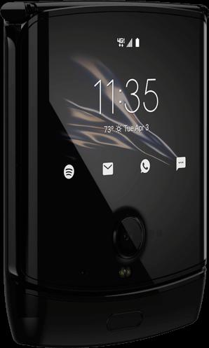 [Update: Displays] إليكم أول صورة رسمية لهاتف Razr القابل للطي من Motorola 2