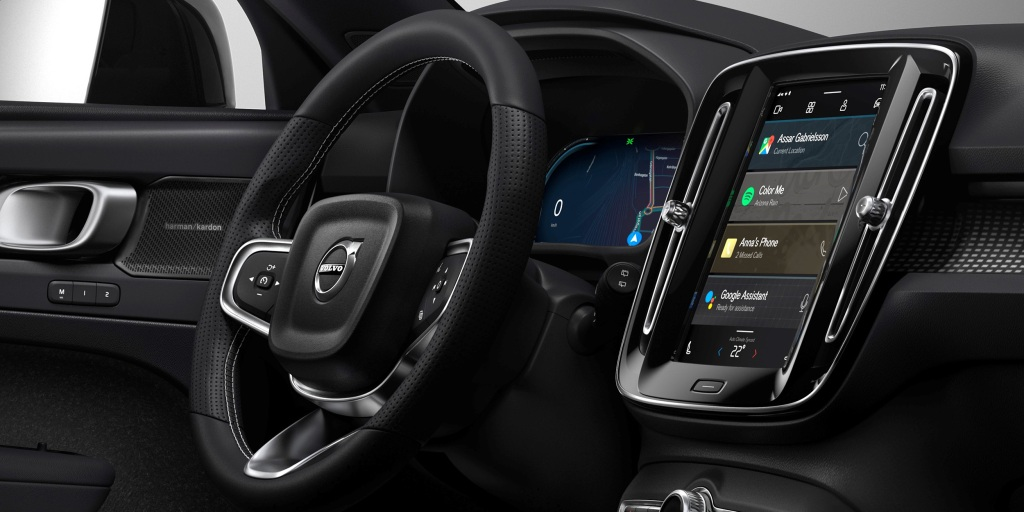 Volvo is using native Android Auto in its electric XC40 SUV [Video]