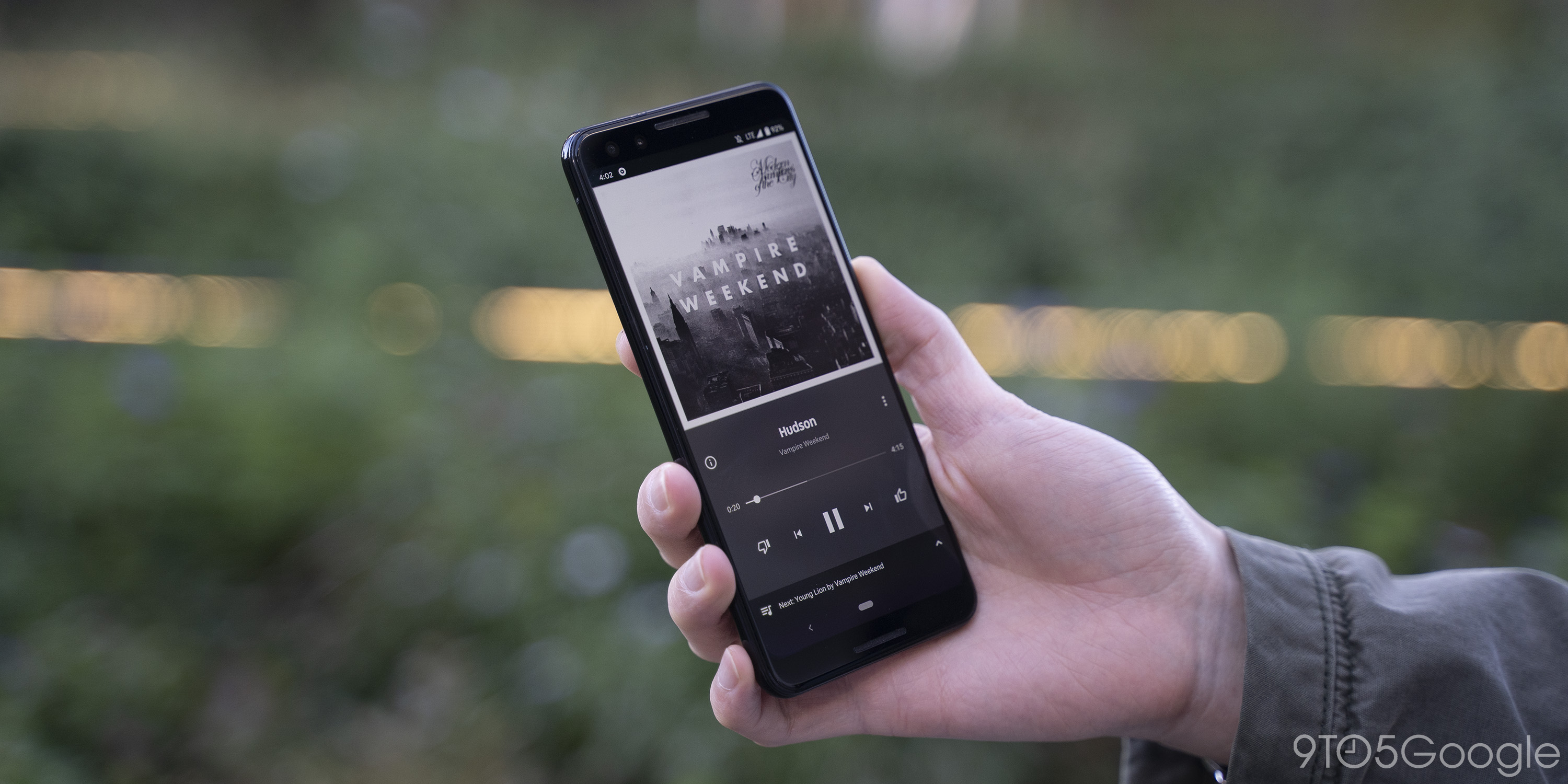 YouTube Music 3.39 for Android adds homescreen widget