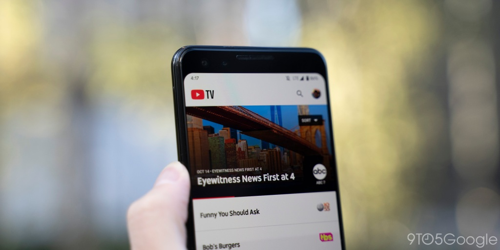 YouTube TV to lose Fox Regional Sports Networks - 9to5Google