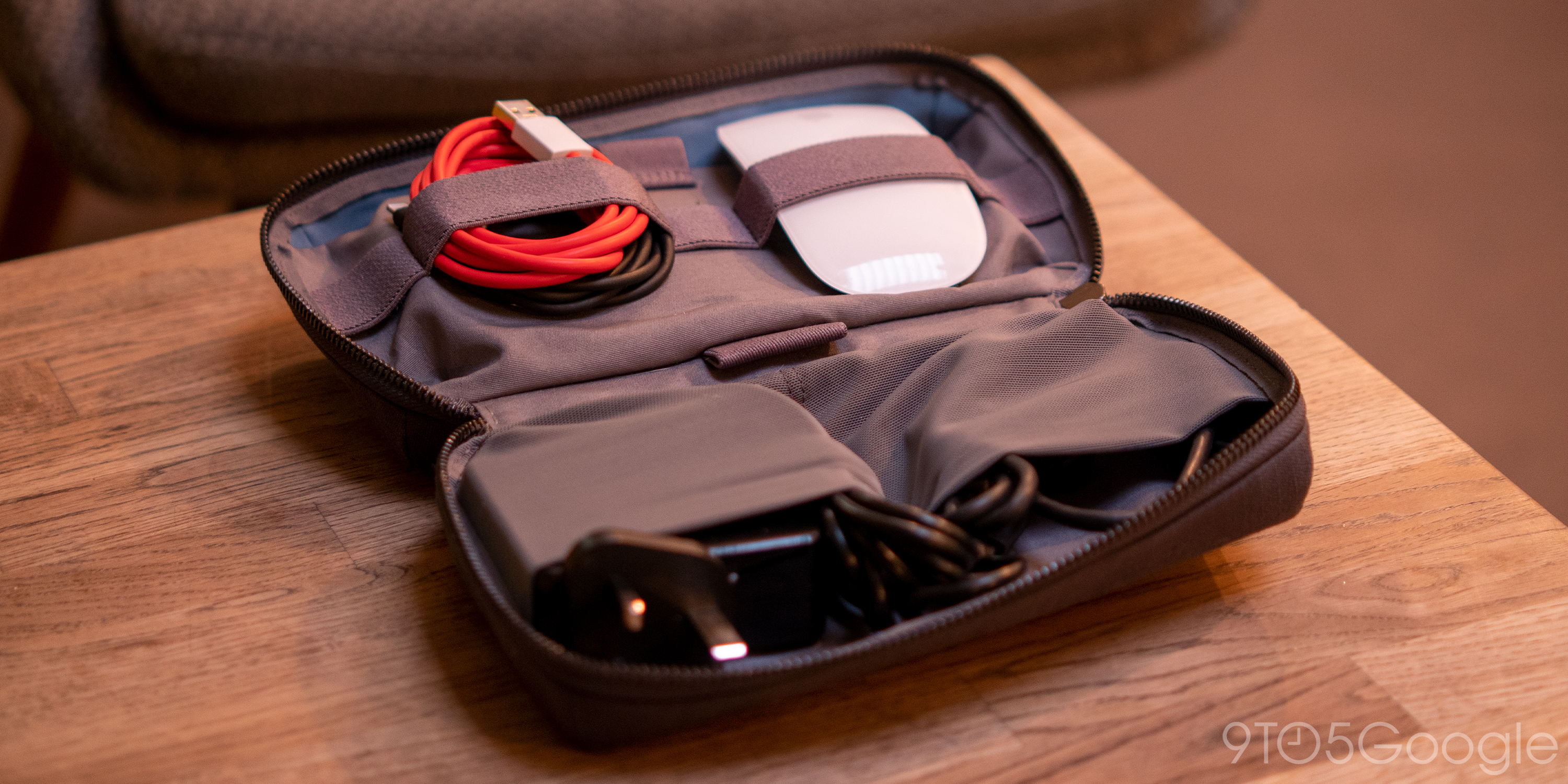 Bellroy Tech Kit - digital nomad gifts