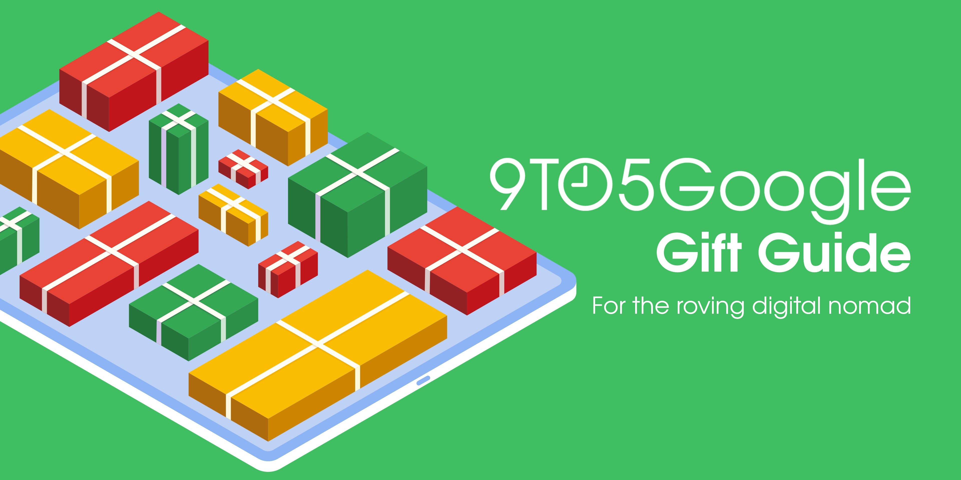 9to5Google Gift Guide: Best gifts for the roving digital nomad
