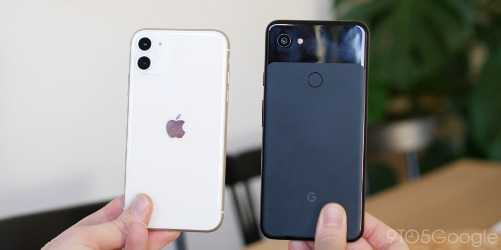 How to transfer your data from iPhone to Android [Video]