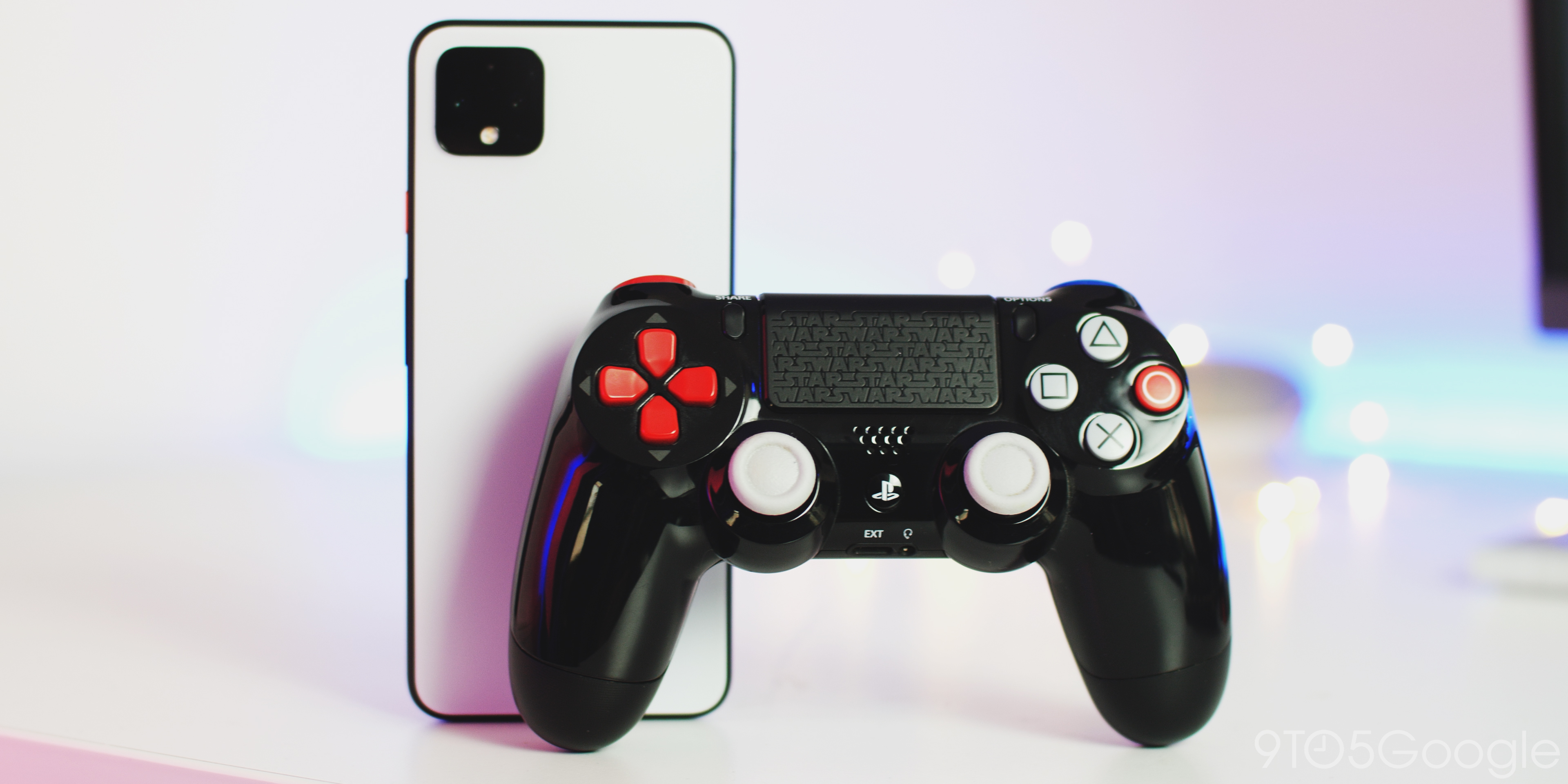 Add Gamepad Controls To Roblox Game How To Connect A Controller To Your Android Phone Video 9to5google