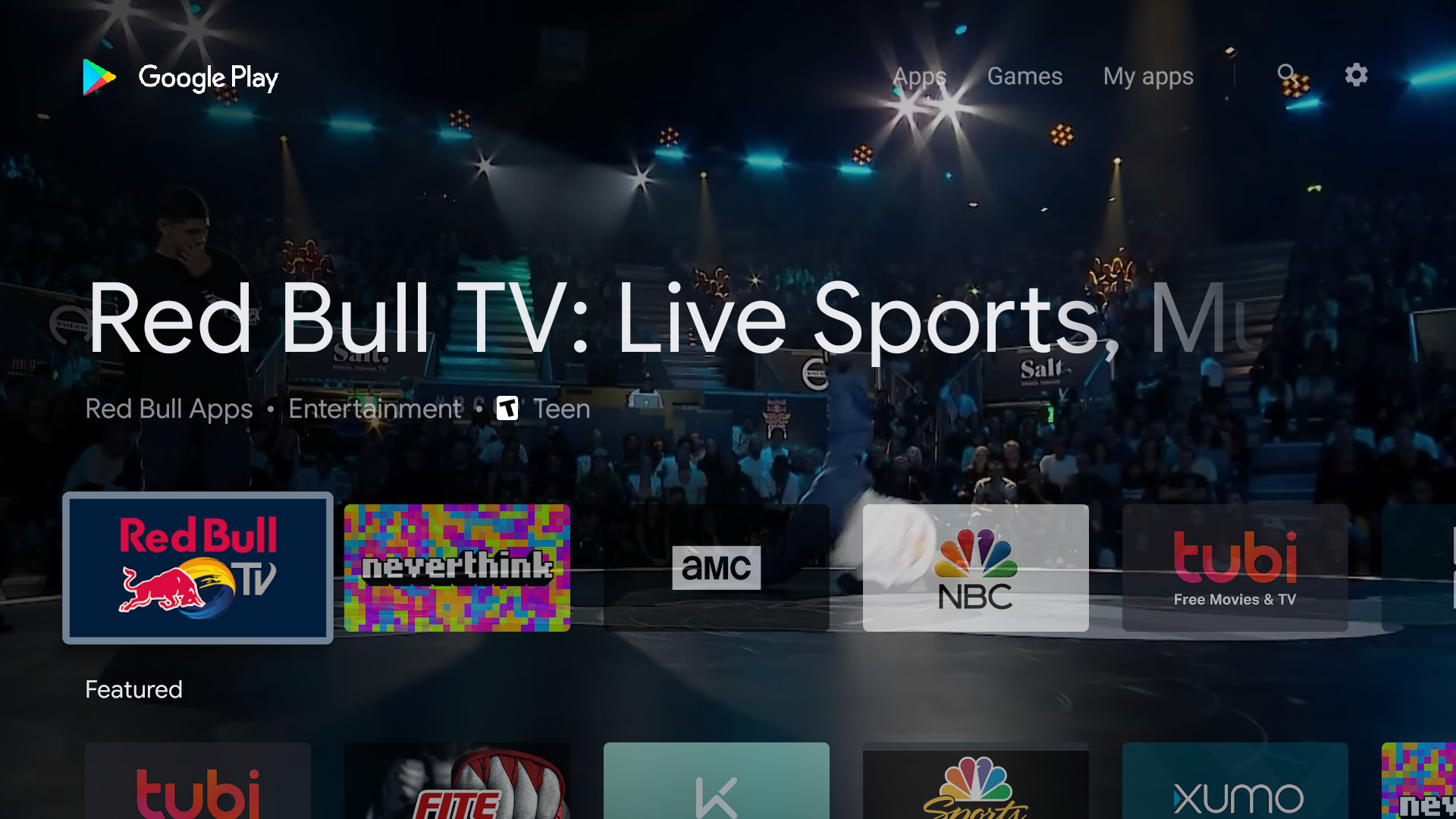 Hands-on: Android TV's new Play Store is a huge upgrade