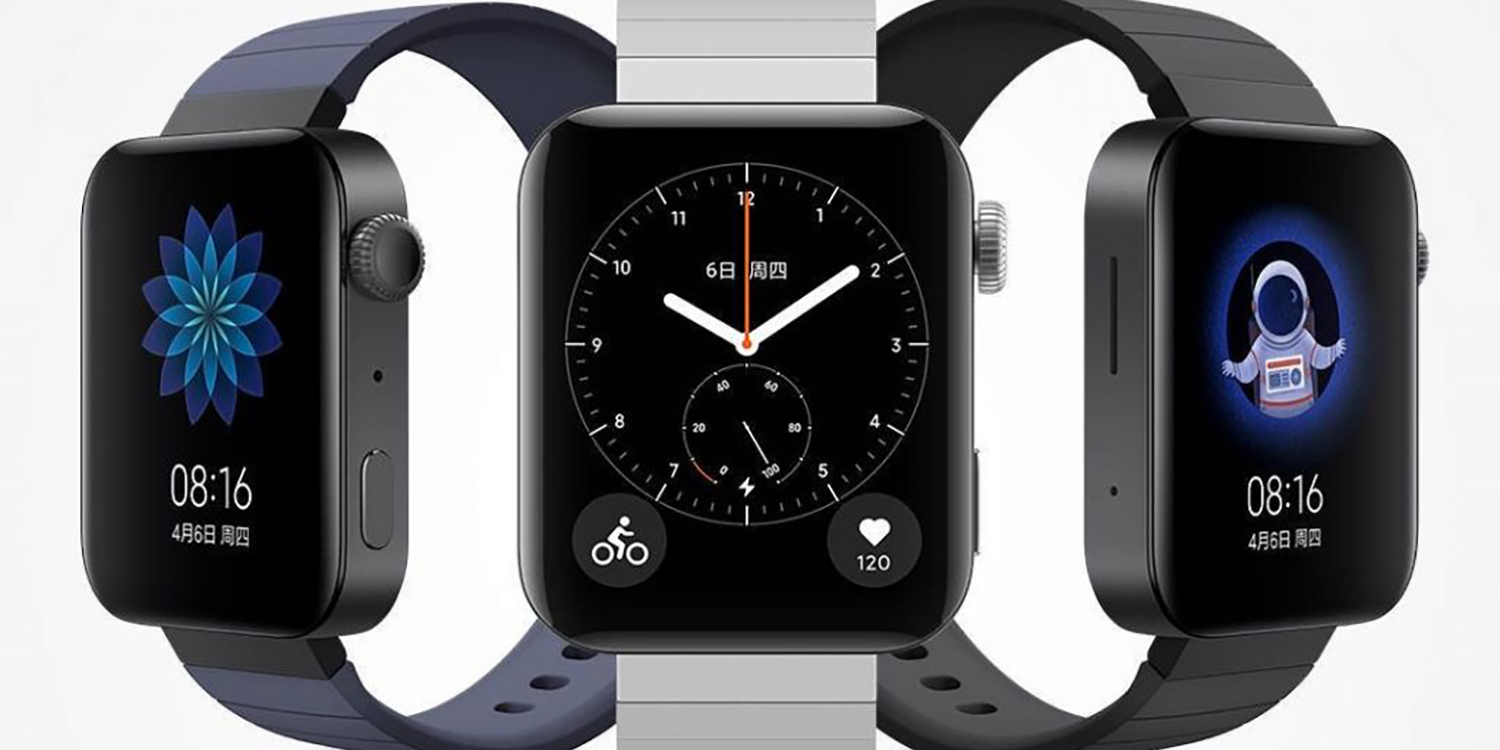 Xiaomi Mi Watch goes official and runs a MIUI-skinned version of Wear OS