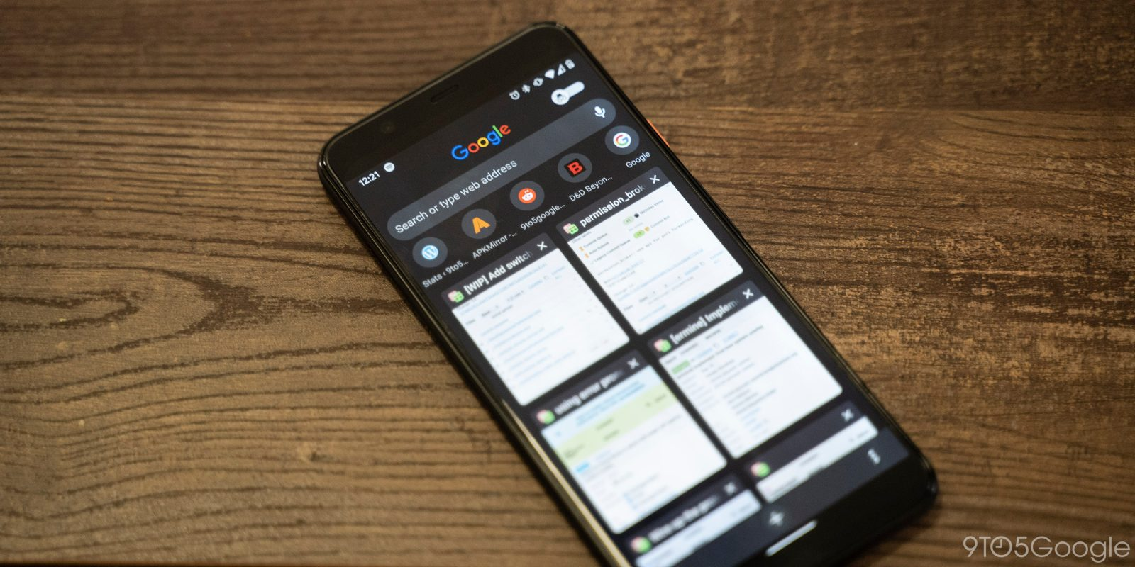 Chrome for Android tests recommending tabs you should close, even if you won't listen