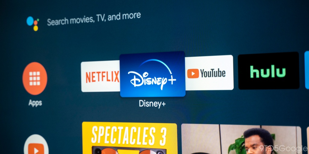 Disney+ app for Android TV has known issues w/ Nvidia Shield TV