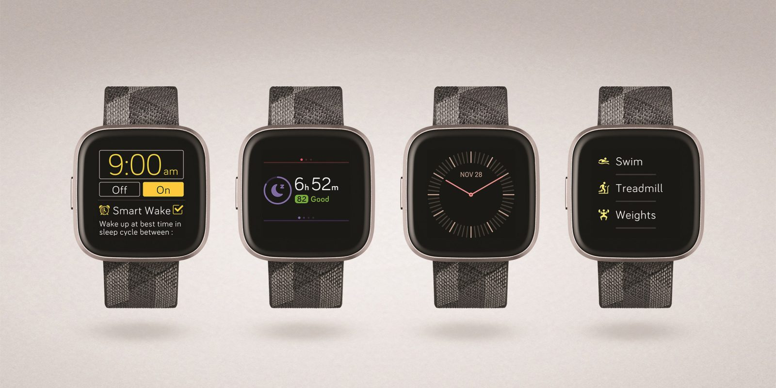 Fitbit OS update improves heart rate tracking, on-device watch face adjustments