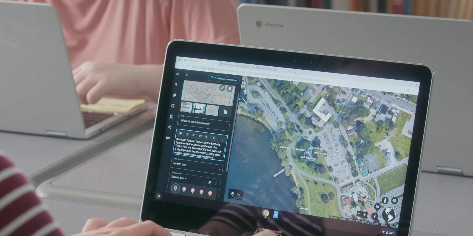 New markup creation tools make Google Earth a free storytelling platform