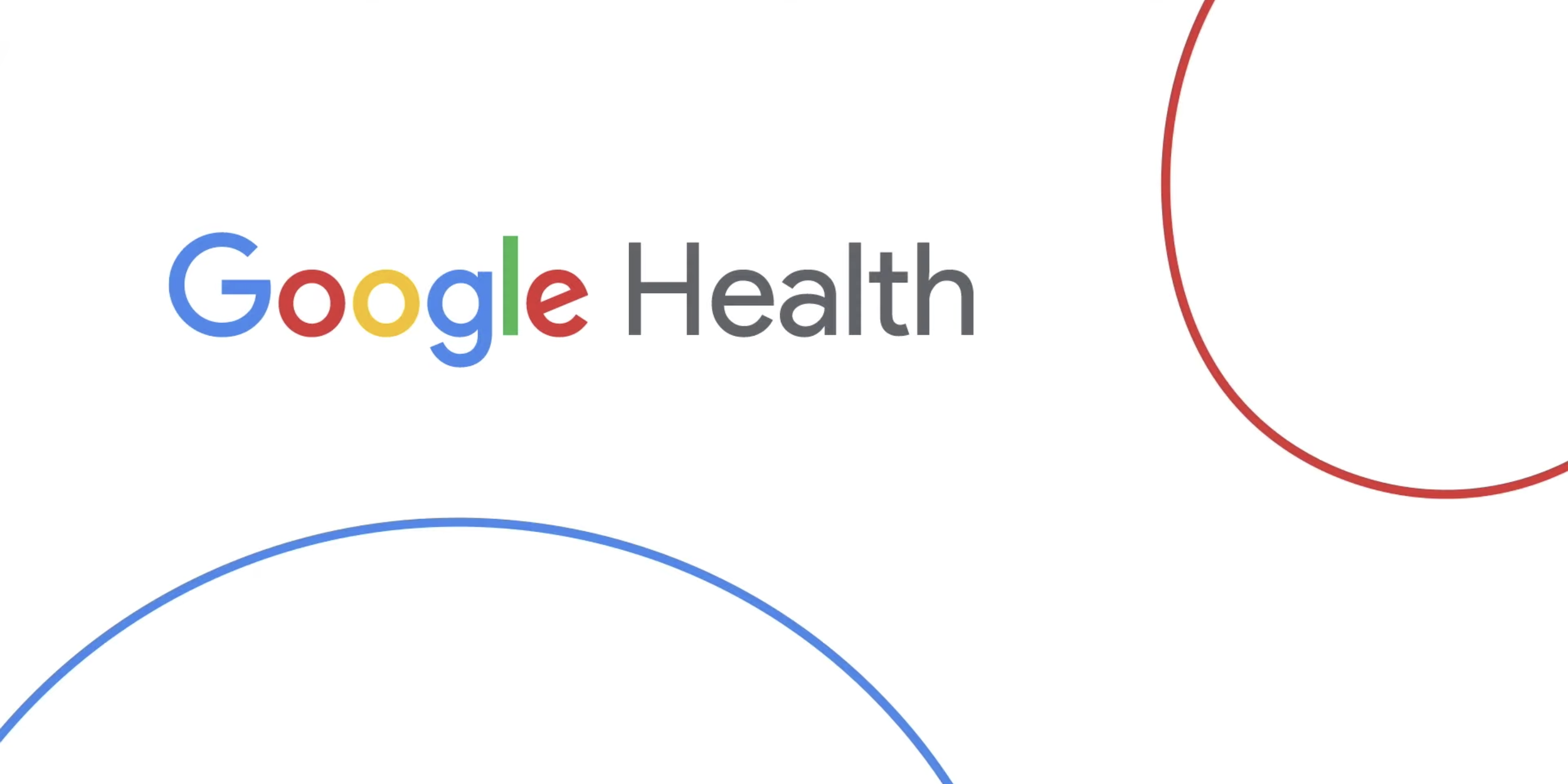 Google Health mission detailed: 'help everybody live their ...