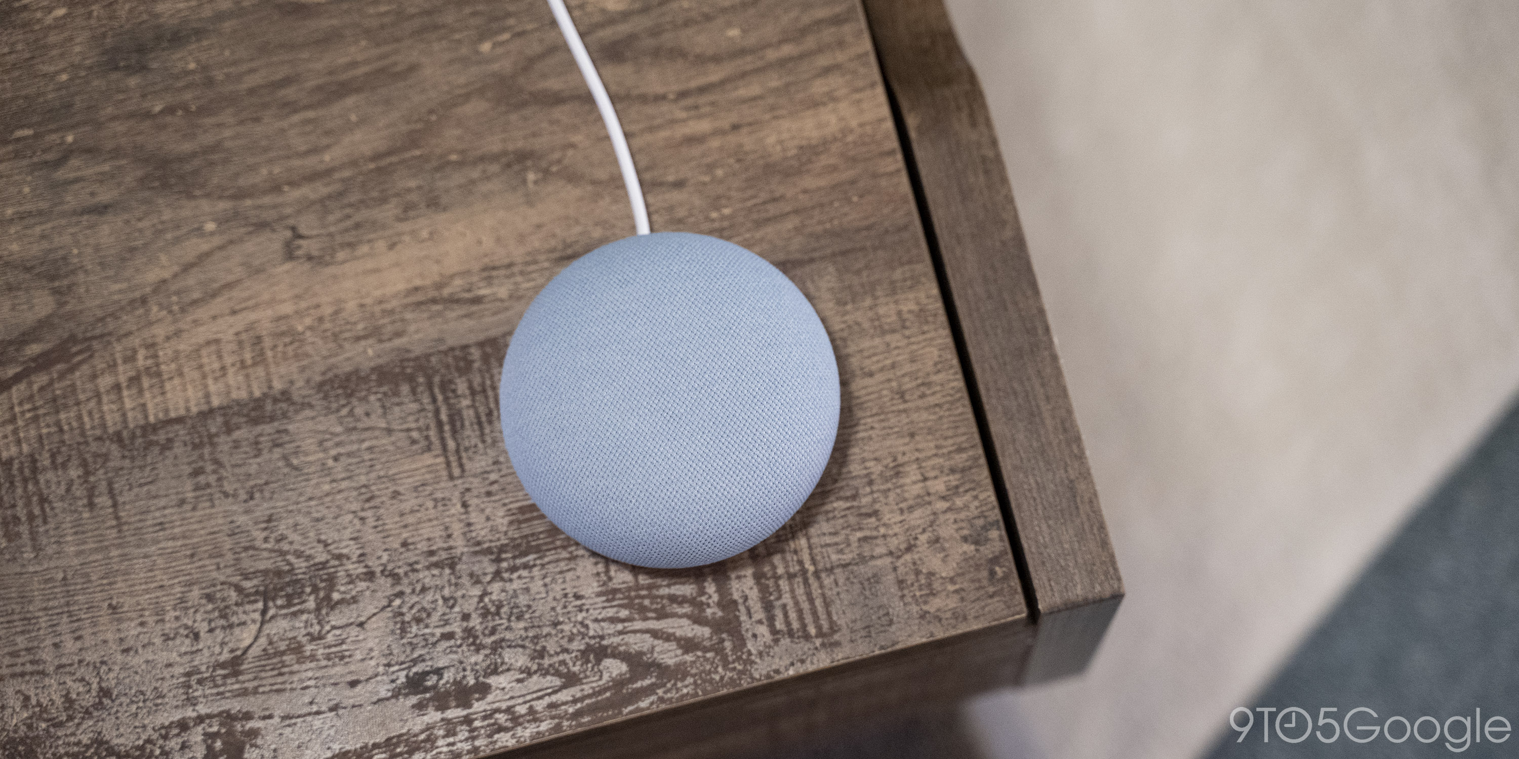 google nest mini assistant smart speaker