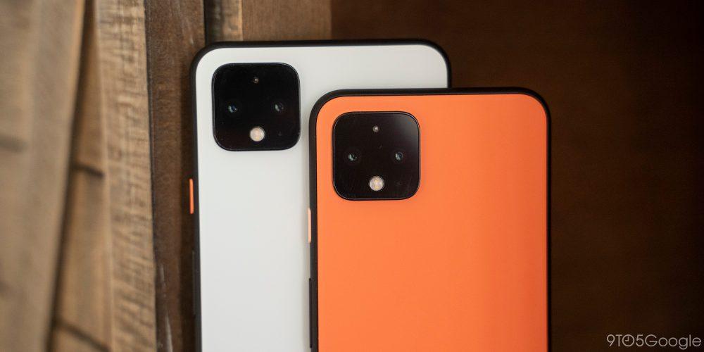 pixel 4 flagship smartphone