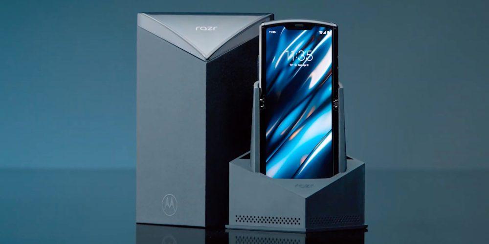 Motorola Razr Android Foldable