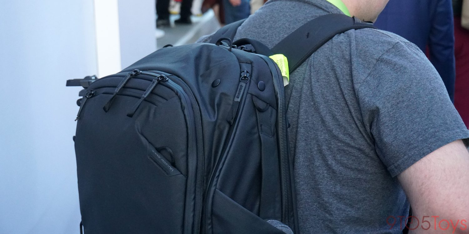 Peak Design Travel backpack - digital nomad gifts