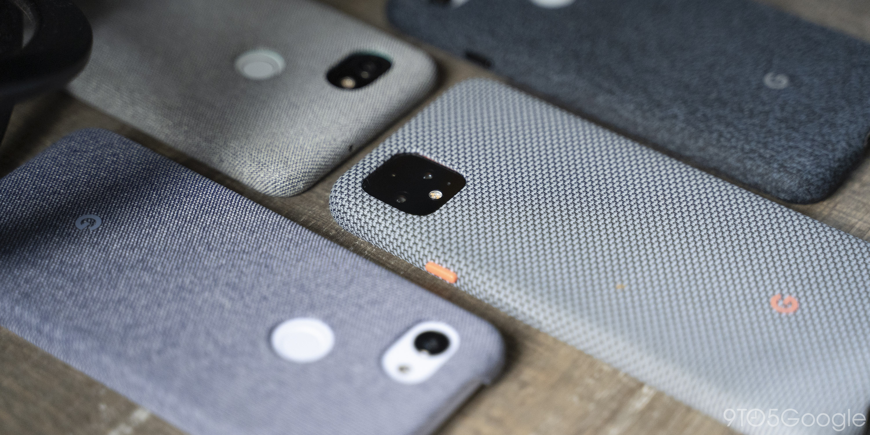 50% off on Pixel 3a/3a XL and 4/4XL fabric cases ()