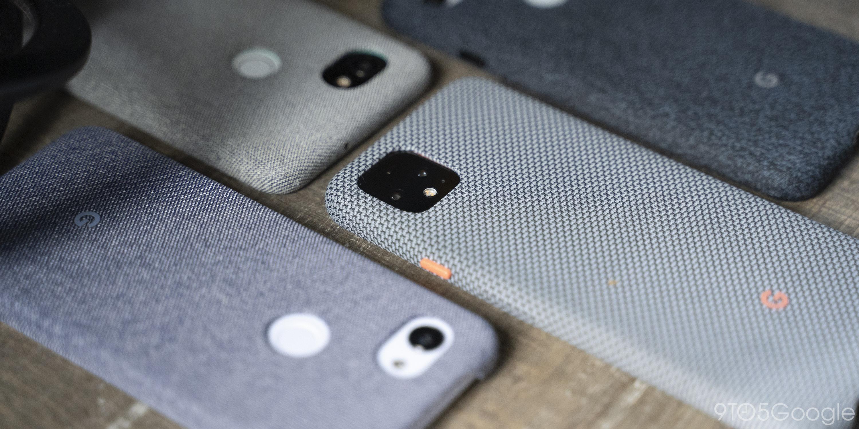 google fabric case pixel 4 pixel 3 pixel 3a pixel 2