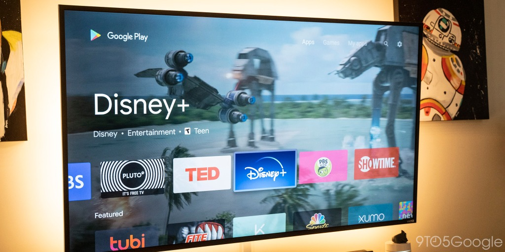 Hands-on: Android TV's new Play Store is a breath of fresh air for the platform