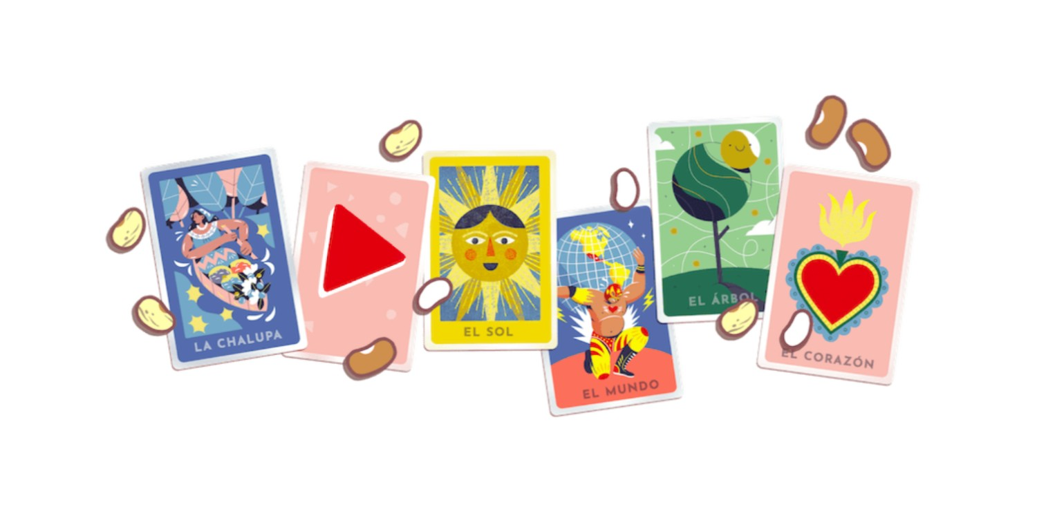 Google Doodle lets you play traditional Mexican card game 'Lotería'