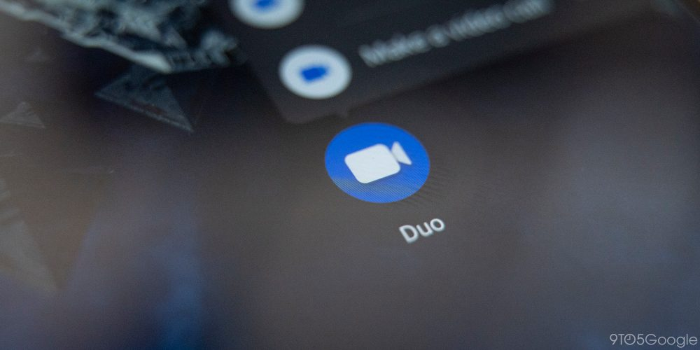 google duo android app icon video calls