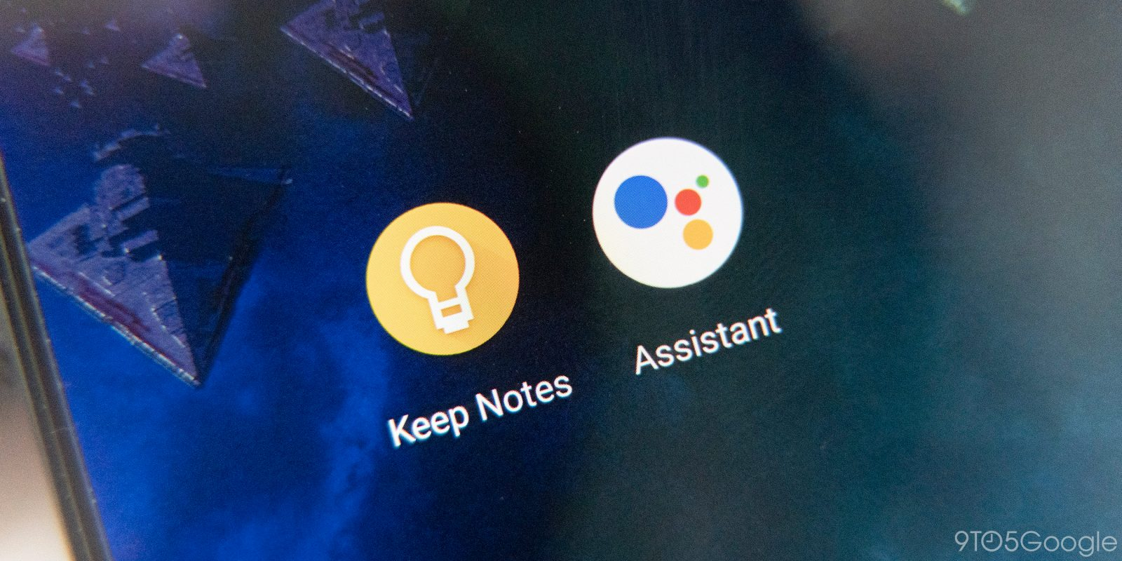 How to use Google Keep Notes with Google Assistant