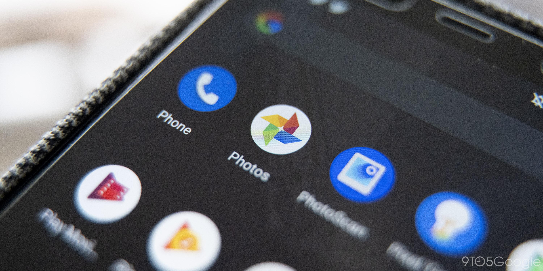 google photos app android logo icon