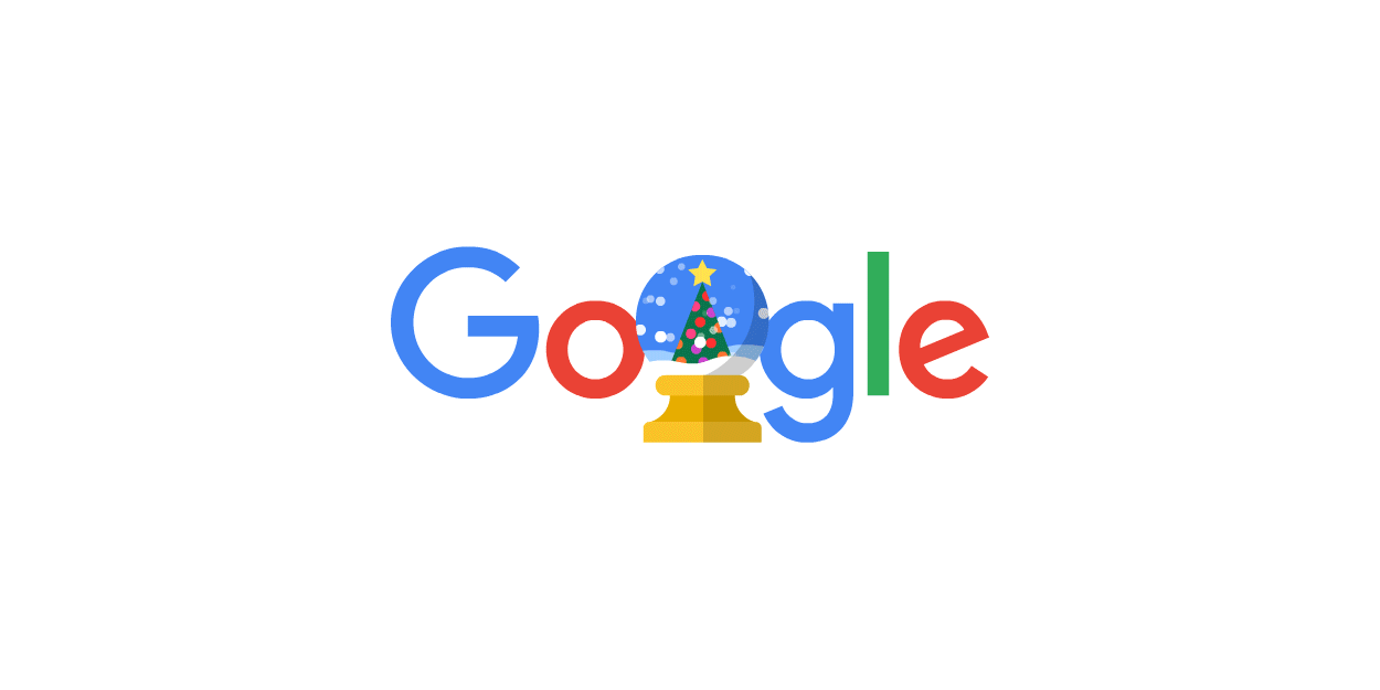 [Update: Day 3] Animated Google Doodles and easter eggs celebrate the holiday season