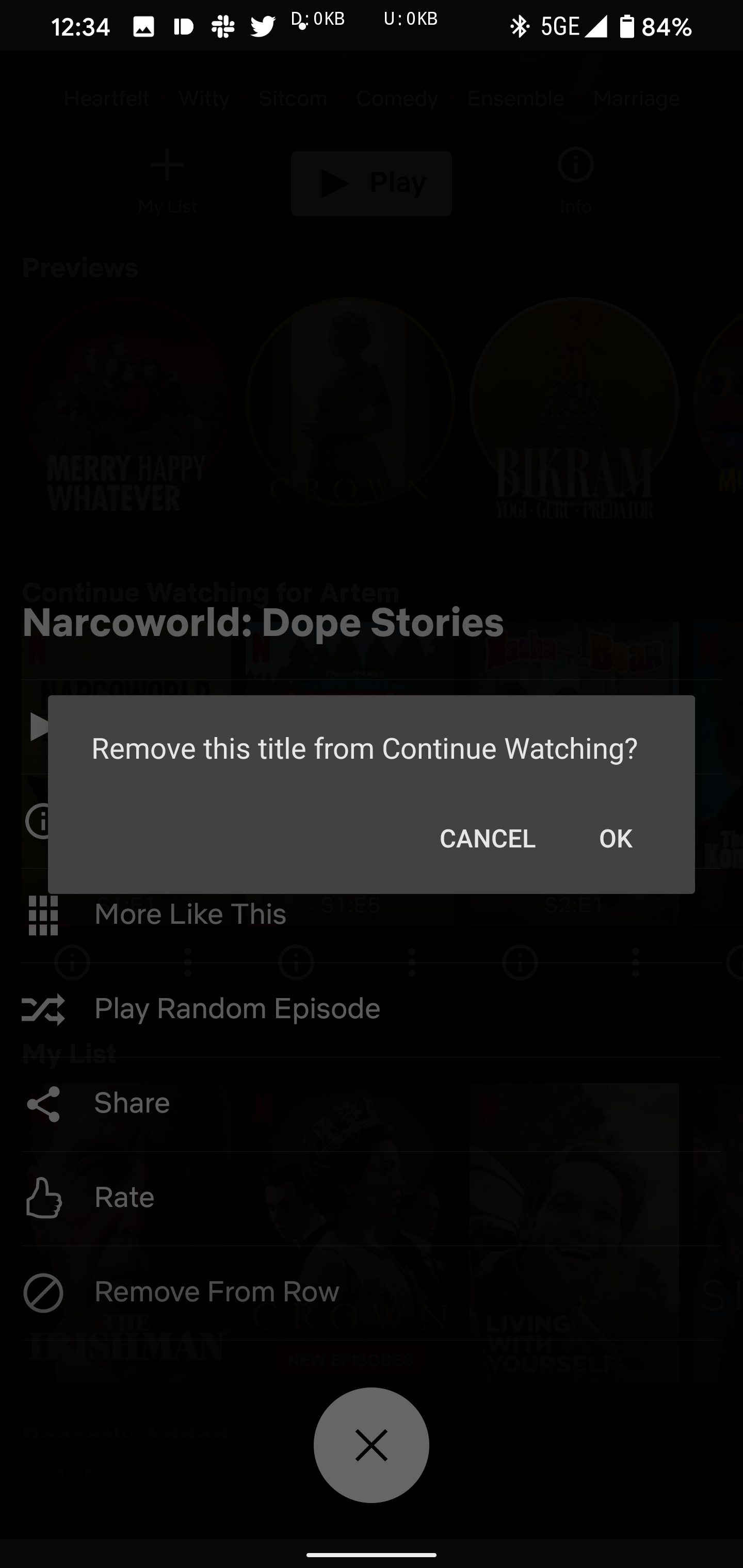 Netflix Tests New Menu W Shuffle Button More On Android 9to5google