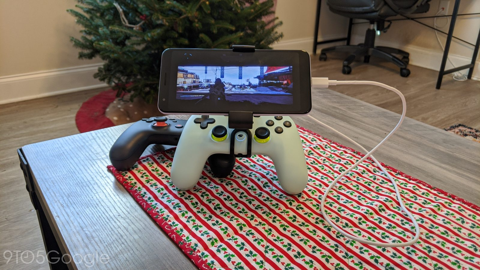 Power Support CLAW Review: The first Stadia Controller phone mount will only get better